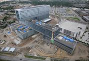 The New Parkland Hospital in Dallas